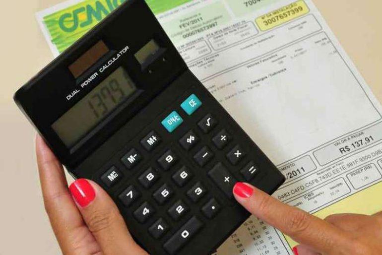 Conta de luz ficará em média 8,73% mais cara em Minas Gerais