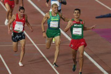 Pratas no atletismo são os destaques do Brasil no Pan