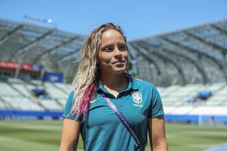 Brasil e Jamaica se enfrentam hoje na Copa do Mundo feminina na França
