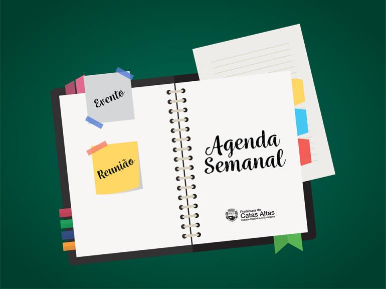 Catas Altas divulga agenda semanal com atividades gratuitas na cidade