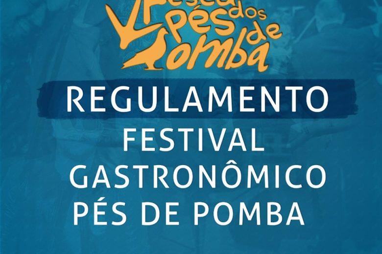 Barão de Cocais terá festival gastronômico durante a 45ª Festa dos Pés de Pomba