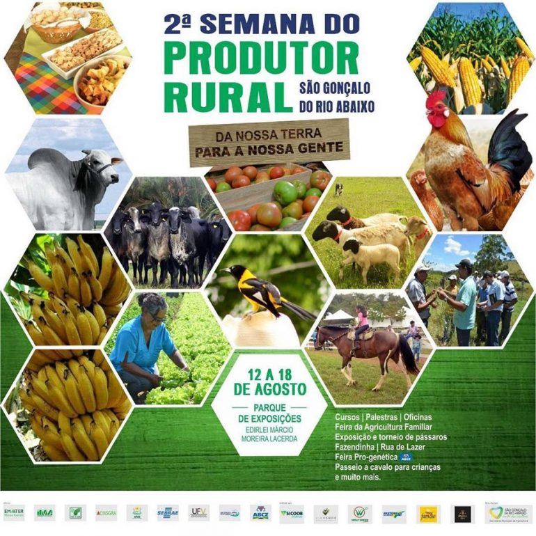 2ª Feira do Produtor Rural