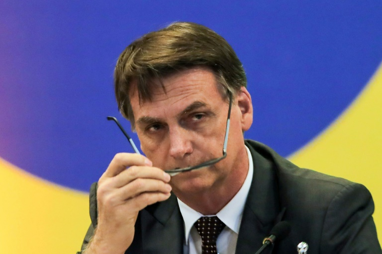 Posse de Jair Bolsonaro movimenta capital federal