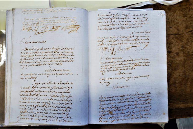Descoberto registro que comprova criação do Arquivo Público Municipal de Ouro Preto em 1751