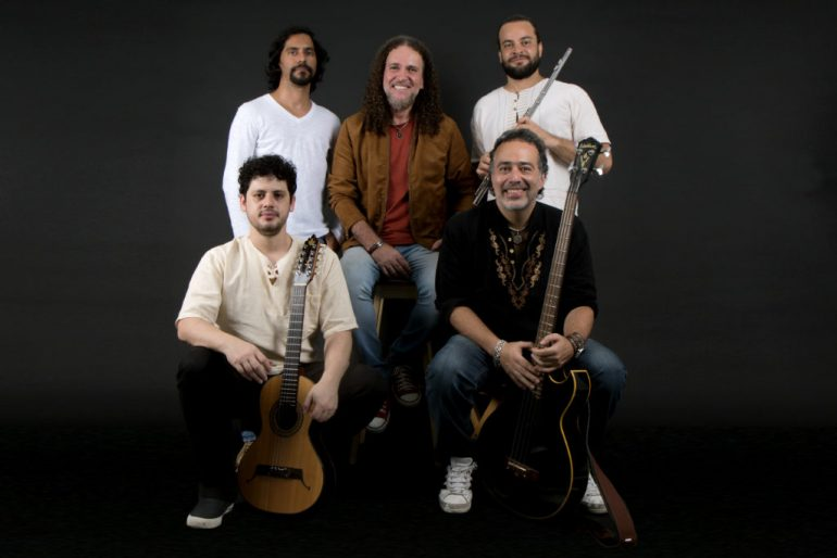 Banda de Pau e Corda traz poesia e música nordestina a Itabira neste sábado