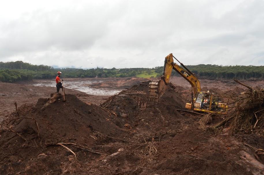Imagem: Vale informa sobre obras de contenção e recuperação ambiental em Brumadinho