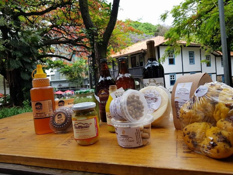 Festival Sabores do Morro se consolida como atração turística e gastronômica em Catas Altas