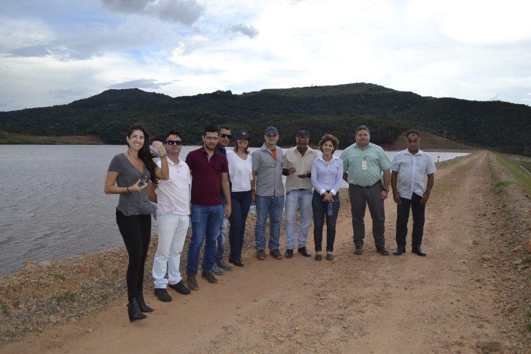 Nova Era busca informações sobre barragens da vizinha Itabira