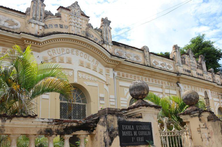Escola de Conceição do Mato Dentro vai receber R$ 350 mil para revitalização