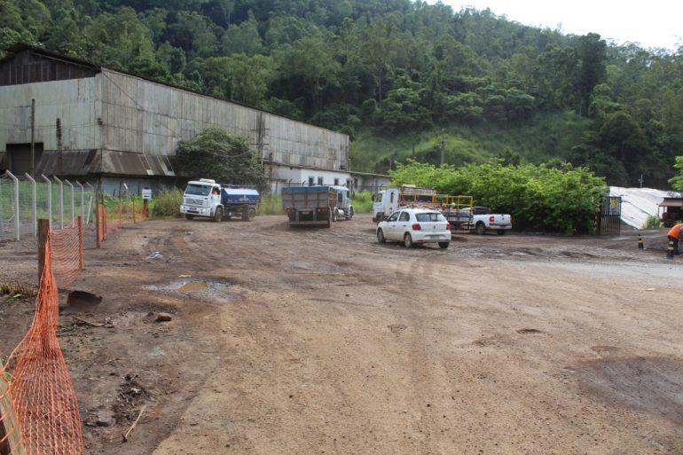 Monlevade quer parceria com a ArcelorMittal para recuperação de acesso à estrada do Forninho