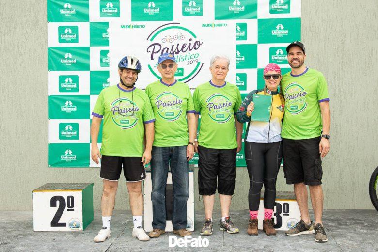 Passeio Ciclístico da Unimed Itabira promove encontro de atletas em prol da saúde