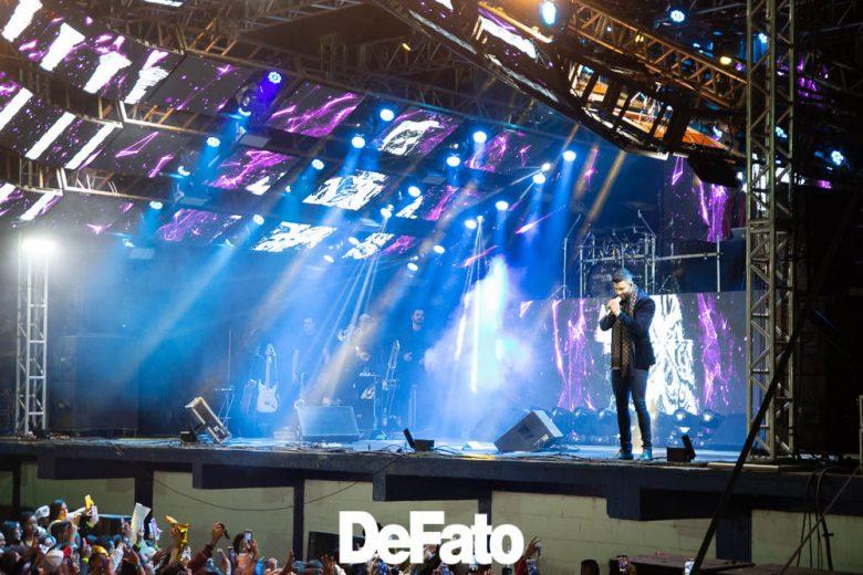 DeFato Fest com show de Gusttavo Lima é sucesso de público
