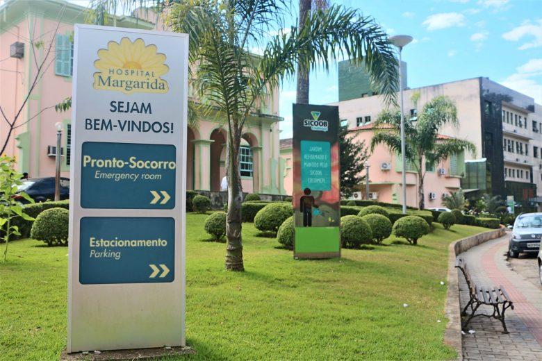 Hospital Margarida contrata médicos, enfermeiros e técnicos de enfermagem