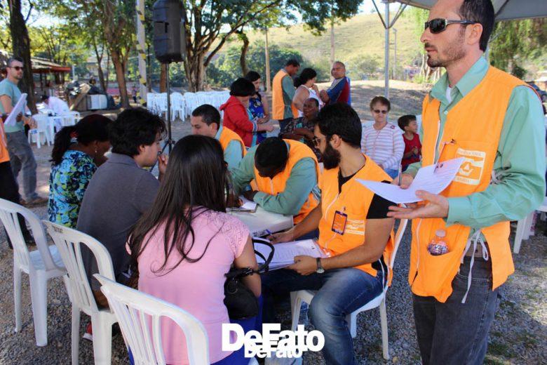 Galeria de fotos – Confira como foi o dia do simulado de emergência em Itabira