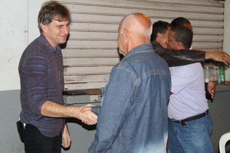 Pedro Fortunato assume presidência do Valério e fala em fechar clube por até dois meses