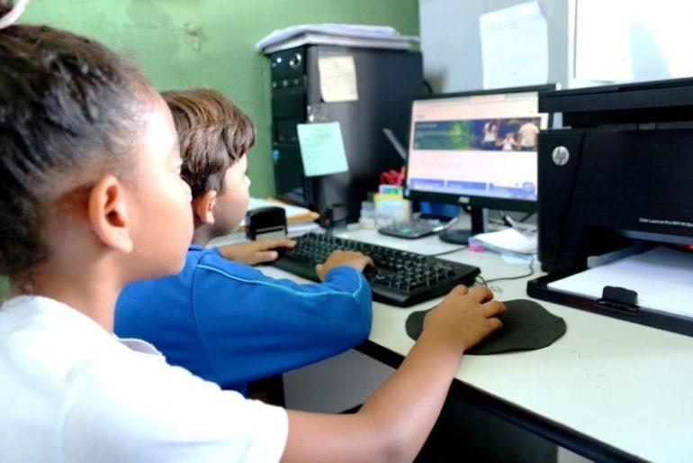 Image result for internet rural escola