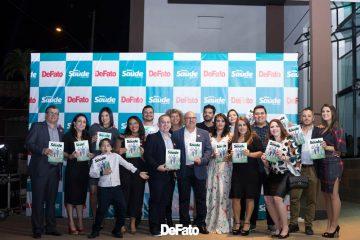Revista DeFato Saúde & Bem-Estar é lançada em noite de comemoração em Itabira