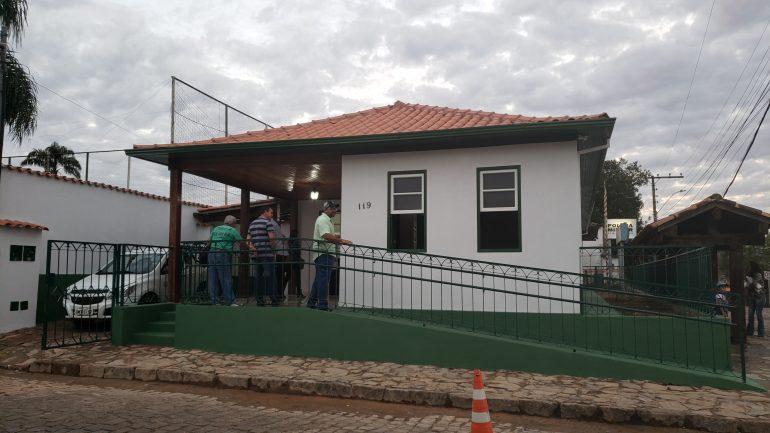 Nova unidade da UBS Serra do Caraça é entregue em Catas Altas