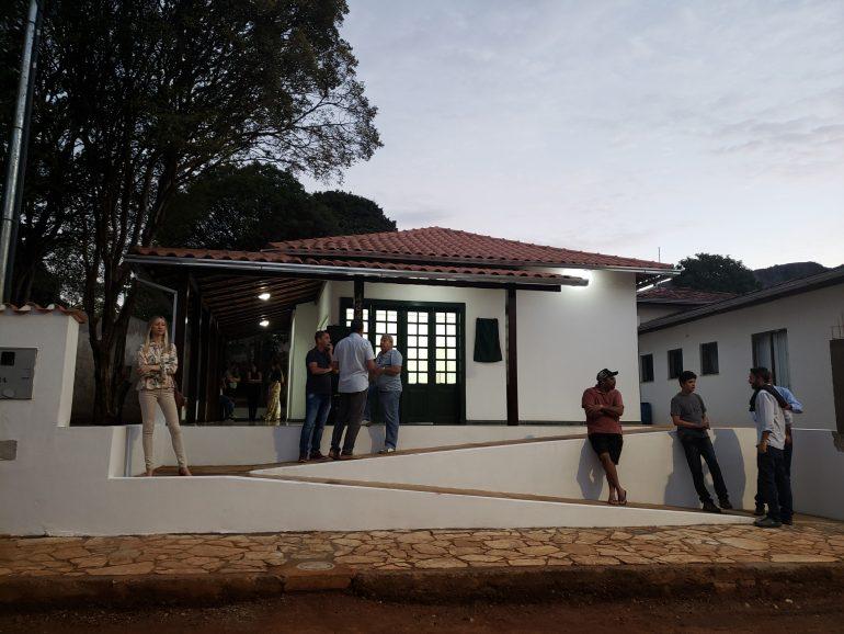 Farmácia Municipal é inaugurada em Morro D'Água Quente
