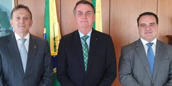 Bolsonaro anuncia policial militar na Secretaria-Geral da Presidência