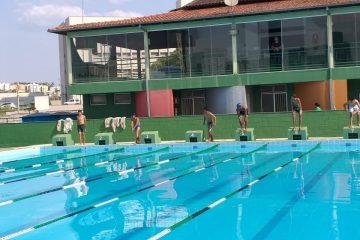 Provas de natação do Conexão Jovem movimentam Arfita