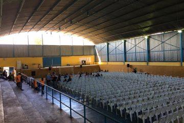 Menos de 1.000 foram às reuniões preparatórias para o simulado