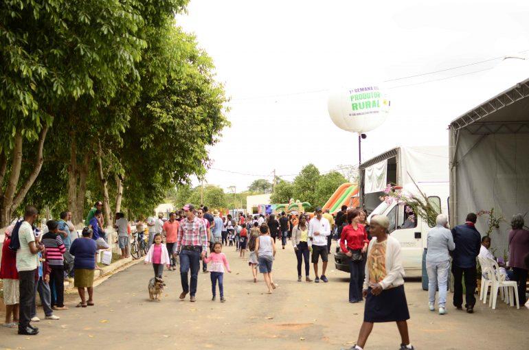 São Gonçalo do Rio Abaixo promove 2ª Semana do Produtor Rural