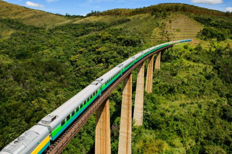 Trem de passageiros volta a circular entre Barão e Belo Horizonte a partir de amanhã