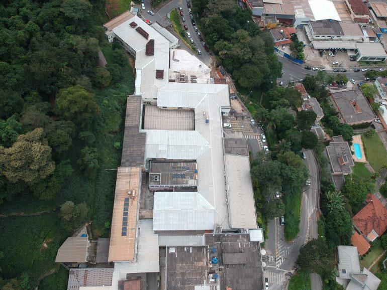 HNSD conclui reforma do telhado
