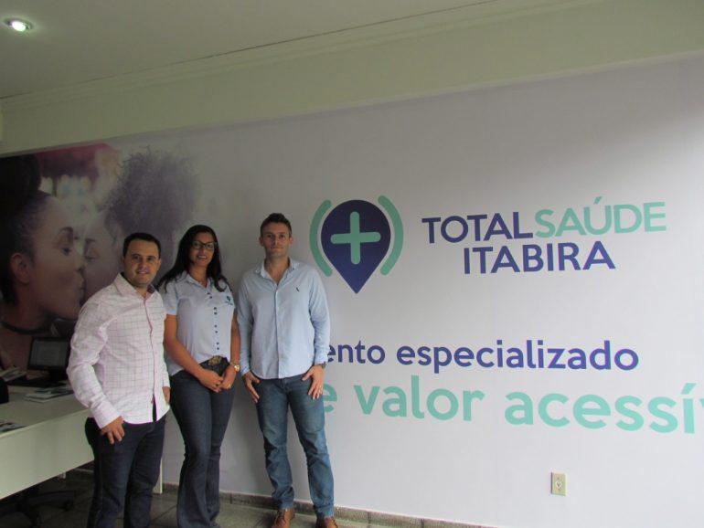 Com qualidade e preços acessíveis, Total Saúde inicia atividades em Itabira