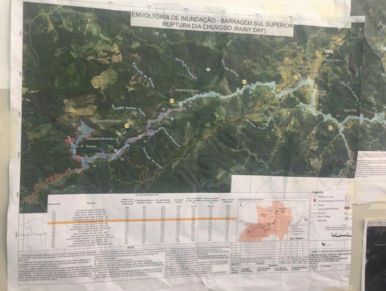 Ações para minimizar danos de rompimento de barragem não salvam rio São João