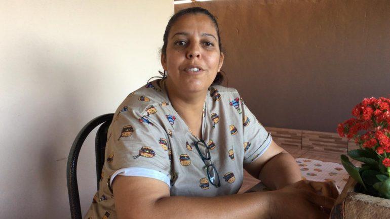 """""""Nossa esperança é de um dia voltar"""", diz moradora de comunidade evacuada em Barão de Cocais – VEJA VÍDEO"""