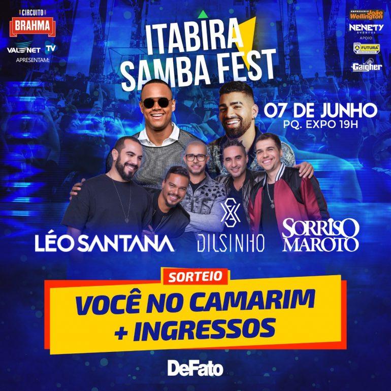 DeFato te leva para conhecer Léo Santana, Dilsinho e Sorriso Maroto