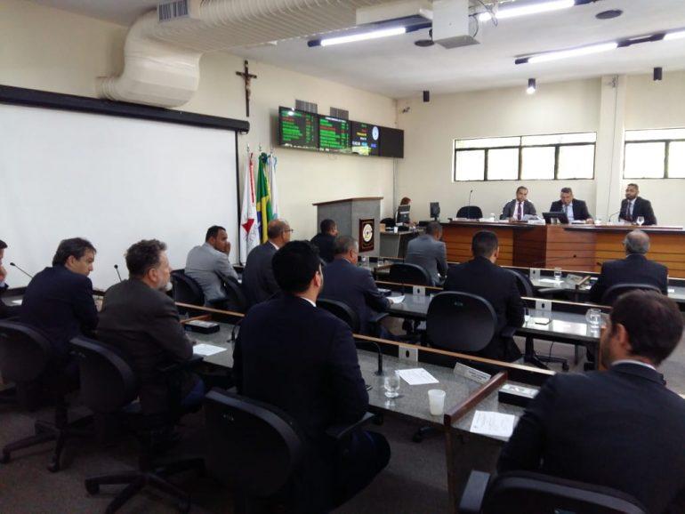 Câmara de Itabira aprova adequações em cargos de chefia da Prefeitura