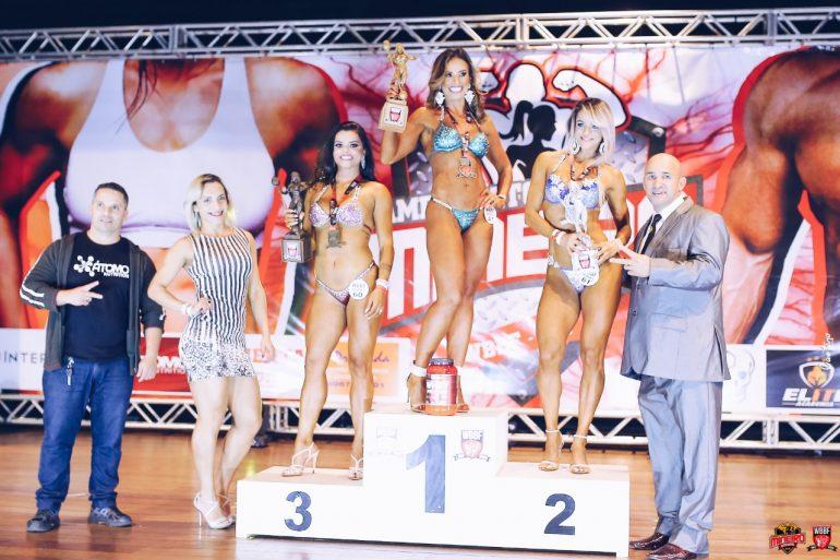 Itabirana vence Campeonato Mineiro de fisiculturismo e garante vaga em torneio Sul-Americano