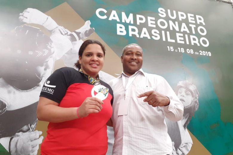 Itabirana supera contusão e sobe ao pódio no Brasileiro do Taekwondo