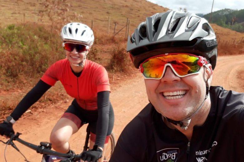 No Dia do Ciclista, casal apaixonado pelas bikes dá dicas sobre o esporte