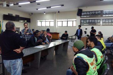 Regulamentação do motofrete em Itabira fica fora da pauta da Câmara
