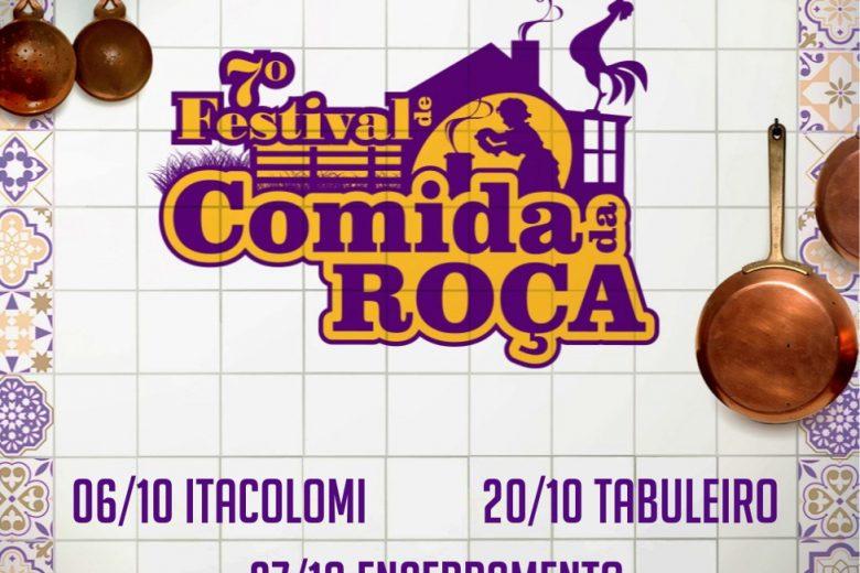 7º Festival Comida da Roça