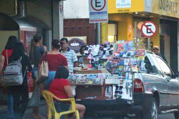 Projeto sobre ambulantes deve ser pautado para votação amanhã em Monlevade