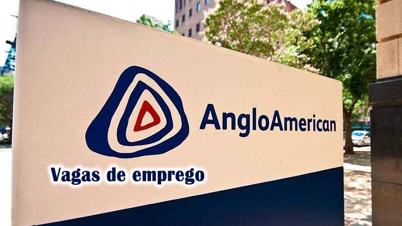 Anglo American contrata analista de recrutamento e seleção júnior