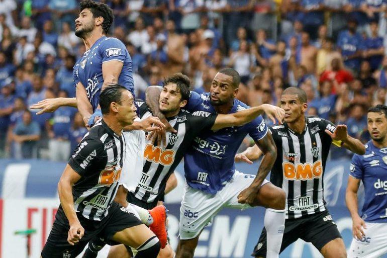 Atlético e Cruzeiro se enfrentam nas quartas da Copa do Brasil