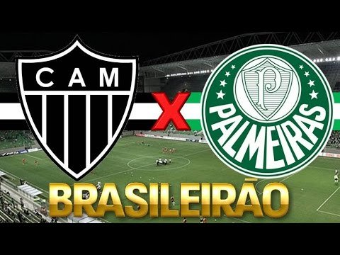 Sem TV, veja como acompanhar ao vivo Atlético-MG x Palmeiras
