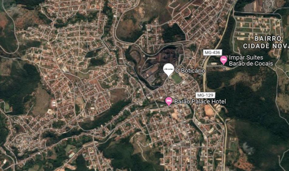 Oferta de imóveis em Barão de Cocais está abaixo da necessidade, aponta prefeitura