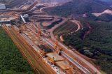 Ação de São Gonçalo garante retorno da mina de Brucutu