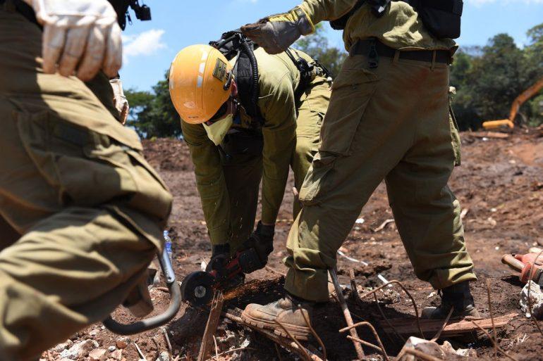 IML identifica 217ª vítima do rompimento de Brumadinho