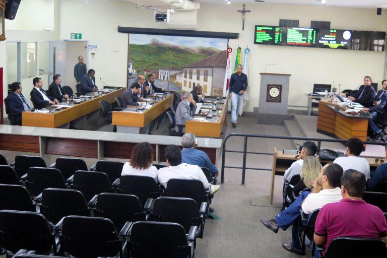 Em reunião extraordinária, vereadores aprovam em 2º turno empréstimo milionário à Prefeitura