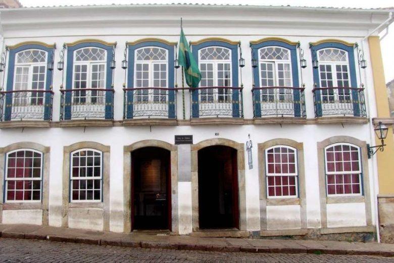 Câmara de Ouro Preto entrega Medalha Bernardo Pereira de Vasconcellos nesta quarta