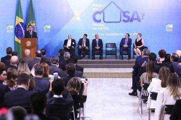 Caixa anuncia financiamento habitacional com juros de 2,95% a 4,95% mais inflação