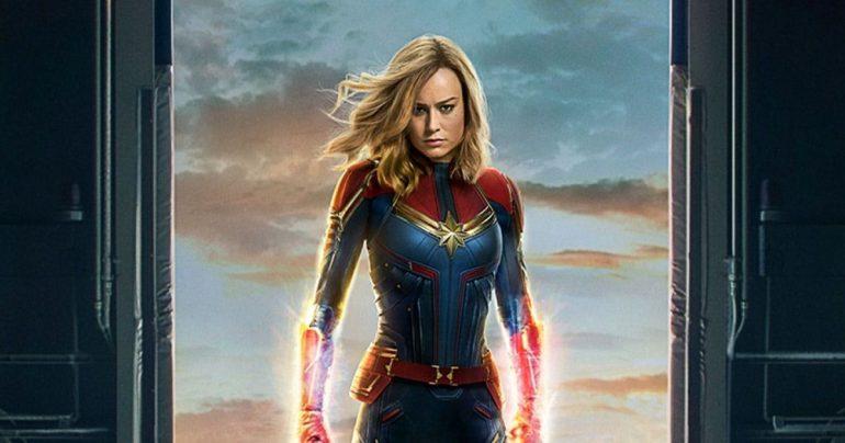 Espaço Cinemax exibe estreia mundial de Capitã Marvel